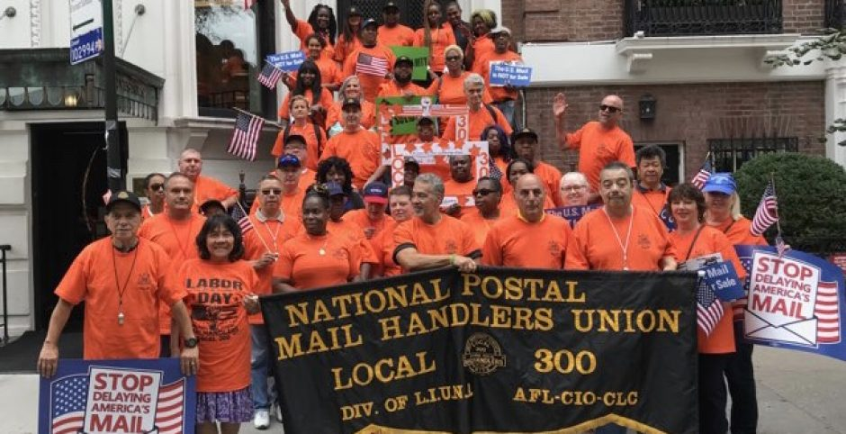 Steward's Corner | National Postal Mail Handlers Union